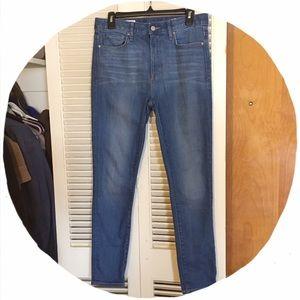 GAP Pants - GAP Hi-Rise Skinny Jeans
