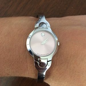 Movado Kara stainless watch - offers considered