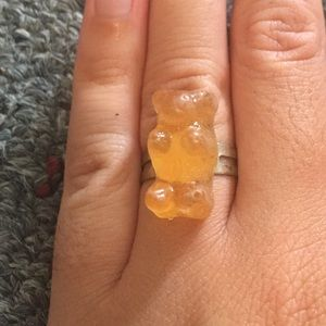 Jewelry - KAWAII GUMMI BEAR RING