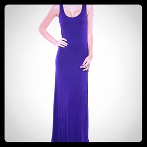 magic fit Dresses & Skirts - Purple maxi dress