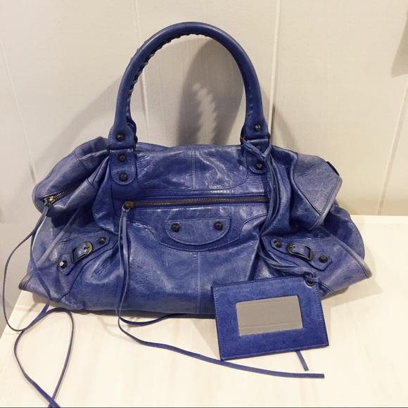 47da007d28 Balenciaga Bags | Limited Edition Outremer Bag | Poshmark