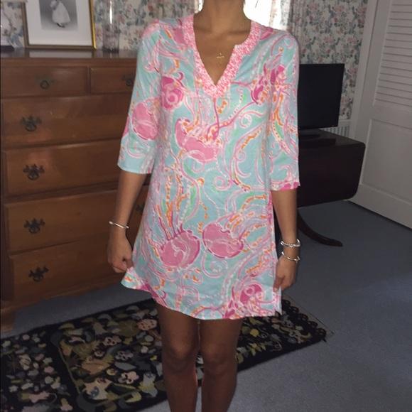 6b100536ad2e83 Lilly Pulitzer Dresses | Courtney Tunic Dress In Jellies | Poshmark