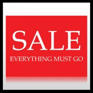Accessories - Everything must go!!