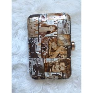 Clutches & Wallets - VOGUE inspired clutch