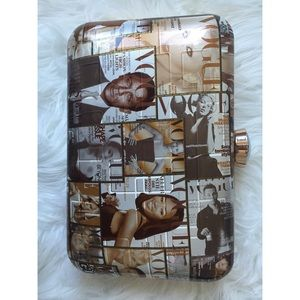Bags - VOGUE inspired clutch