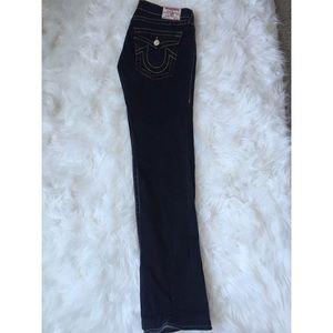 True Religion Jeans - True Religion Boot Cut Denim Jeans
