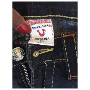 True Religion Jeans - True Religion Boot Cut Denim Jeans