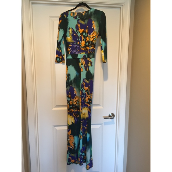 Dresses - Multi-color Maxi Dress