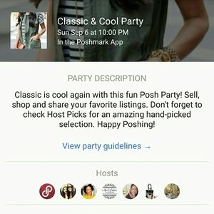 Poshmark Accessories - 🎉🎉THANK YOU!!!🎉🎉