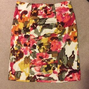 Sunny Leigh Dresses & Skirts - Colorful Floral Print skirt