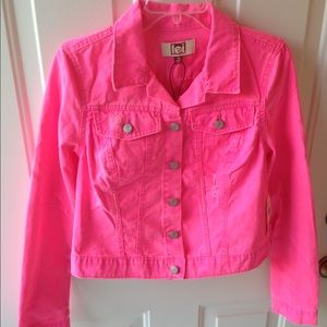 lei Jackets & Coats | Jean Jackets - on Poshmark