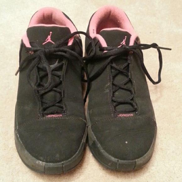 Jordan Shoes | Pink And Black Te3