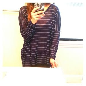 rag & bone Tops - Rag & Bone slouchy knit long sleeve shirt!