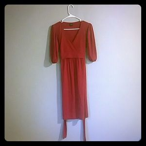 Olian maternity/nursing dress large