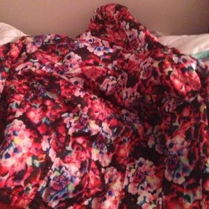 Aeropostale Outerwear - floral winter jacket