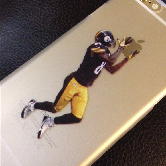pretty nice f8222 01e6b Pittsburgh Steelers iPhone 6+ snap on case