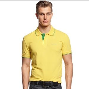 Armani Jeans Other - Armani Jeans Brazil World Cup Polo