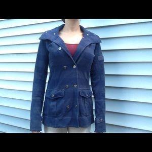 Tildon Jackets & Blazers - 💋Tildon (Nordstroms) Military Style Sweater Coat