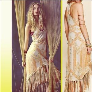 Free People Mauna Loa dress