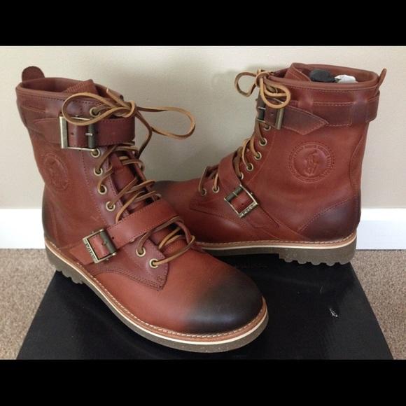 Ralph Lauren Mens Maurice Boot