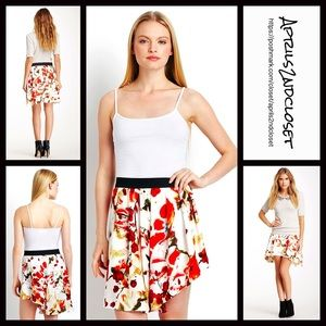Urban Outfitters Dresses & Skirts - BB Dakota Mini Skater Skirt