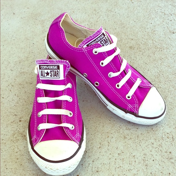 Colored Barney Converse Converse Poshmark Shoes BtsdhQrCx