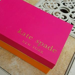 Accessories - Kate spade shoe box