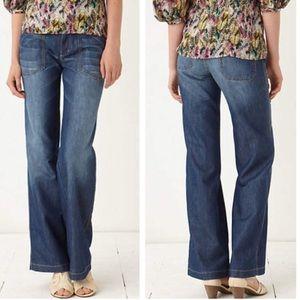 [Anthropologie] Pilcro carpenter jeans