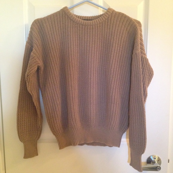 American Apparel Fisherman Pullover size XS