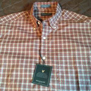 Lyle & scott  Other - Lyle & Scott short sleeve shirt. NWT