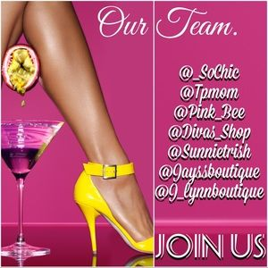 🌸OUR TEAM, JOIN US!🌸