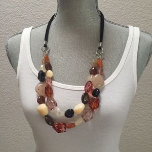 Jewelry - Mixed stone necklace