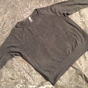 American Apparel Tops - Heather gray American apparel  pull over