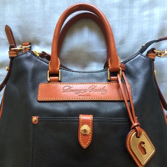 Dooney   Bourke Handbags - FLORENTINE Vachetta Leather MEDIUM Satchel 7fc049f4a97b8