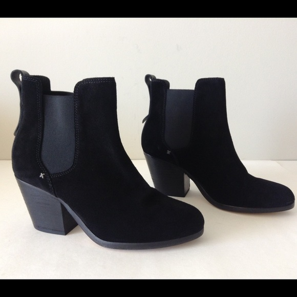 clearance 2014 new Rag & Bone Devon Suede Ankle Boots clearance low cost discount order knFRB1GrJ