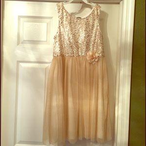 Girls SZ14 Dress