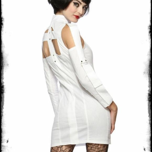 Lip Service - 🎉PRICE⬇ 🎉Straight Jacket Dress Halloween Costume ...