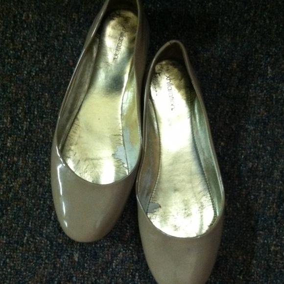 Xhilaration Shoes | Beige Flats Target