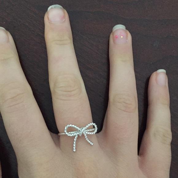 af96154dd9cd3 Tiffany Bow Ring