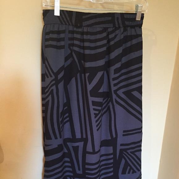 64 loft dresses skirts loft printed maxi skirt