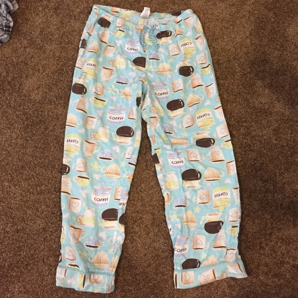 9d5555a2cd80 Adonna Other - Cute coffee pattern pajama pants.