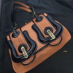 0f483d2d8500 discount fendi bags - 10% off FENDI Handbags - FENDI Nappa Vernice Patent  Leather B