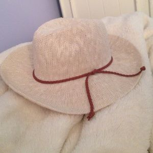 Summery beach hat