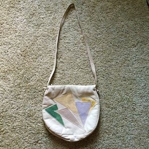 Vintage Crossbody Purse