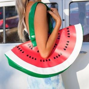 Ban.do watermelon cooler bag