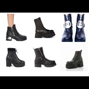 ISO- UNIF BOOTS!!!!!!!!