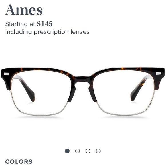 Warby Parker Accessories | On Hold Warby Parkes Ames Prescription ...