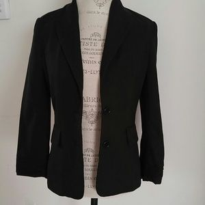 Alice and olivia Black dress jacket