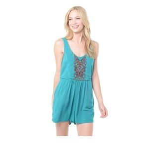 New Roxy Lovebug Romper