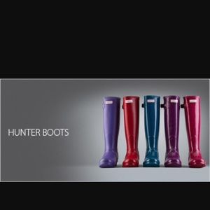 ISO Hunter Boots